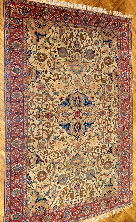 Persian carpet (antique)